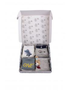 """Подарочный набор носков для мальчиков """"Герой"""""""